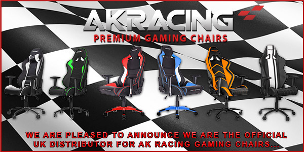 A One Are Proud to Announce That We Are Now The UK Distributors for AK Racing! Check-Out Our Shop Here...