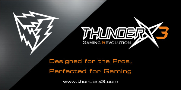 A One Are Proud to Showcase the Brand New Aerocool Thunder X3 Range!