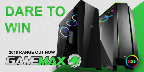 Brand New Game Max 2018 Range from A One! Click Here for More Info...
