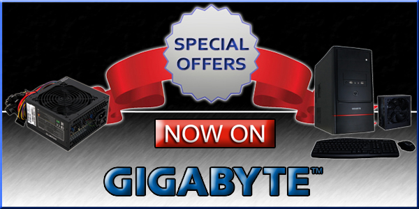 Special Offers On Gigabyte - Available Now @ A One!