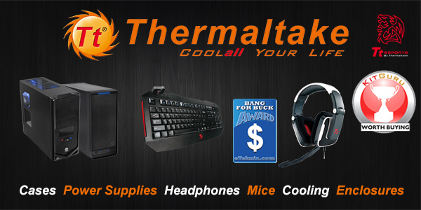 Click Here to Visit A One's Thermaltake Shop!