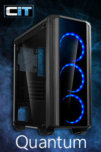 CiT Quantum - Brand New Case from A One!