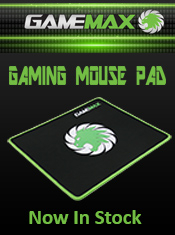 Brand New! Game Max Gaming Mouse Pad from A One