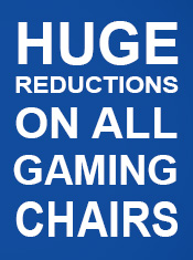 Gaming Chair Reductions