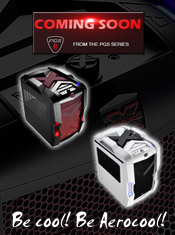 Aerocool Strike-X Gaming Cubes - In Stock Now @ A One!