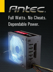Antec PSUs - In Stock Now @ A One!