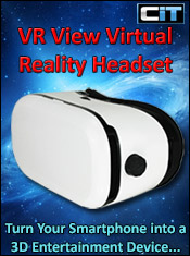 CiT VR View Headset - Now In Stock @ A One!