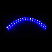 Game Max 30cm Magnetic LED Strip - Blue - Click below for large images