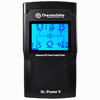 Thermaltake Dr Power II PSU Tester ATX2.3 LCD Display - Click below for large images
