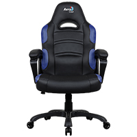 Aerocool AC80C Air Black & Blue Gaming Chair ETA. Coming Soon - Click below for large images
