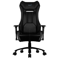 Aerocool P7-GC1 Air Black Gaming Chair - Click below for large images