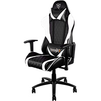 Aerocool Thunder X3 Pro Gaming Chair TGC15 Black White ETA. 8th of May - Click below for large images