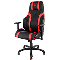 Aerocool Thunder X3 Pro Gaming Chair TGC20 Black Red - Click below for large images