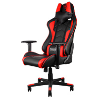 Aerocool Thunder X3 Pro Gaming Chair TGC22 Black Red - Click below for large images