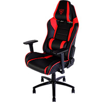 Aerocool Thunder X3 Pro Gaming Chair TGC30 Black Red - Click below for large images