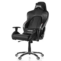 AK Racing  K7002 Premium Gaming Chair Carbon Black - Click below for large images