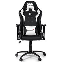 AK Racing  Team Dignitas Edt Max Gaming Chair White - Click below for large images