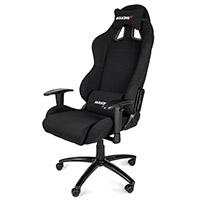 AK Racing  Gaming Chair K7012 Black Black - Click below for large images