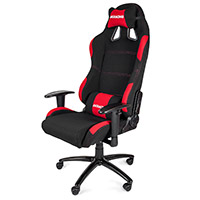 AK Racing  Gaming Chair K7012 Black Red - Click below for large images