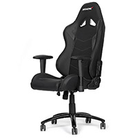 AK Racing  Octane Gaming Chair Black - Click below for large images