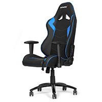 AK Racing  Octane Gaming Chair Blue - Click below for large images