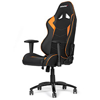 AK Racing  Octane Gaming Chair Orange - Click below for large images
