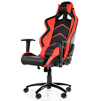 AK Racing  Player 6014 Gaming Chair Black Red - Click below for large images