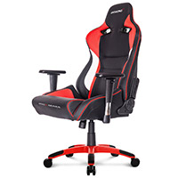 AK Racing  Pro X Gaming Chair Red - Click below for large images