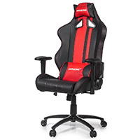 AK Racing  Rush Gaming Chair Red - Click below for large images