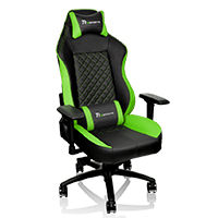 Thermaltake Tt E-Sports GTC 500 Black & Green Comfort Series Gaming Chair ETA. January - Click below for large images
