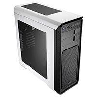 Aerocool Aero-800 White Gaming Case With Window - Click below for large images