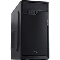 Aerocool CS100 Mini Tower Micro ATX - Click below for large images