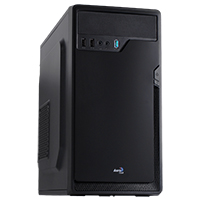 Aerocool CS100 Advanced Mini Tower Micro ATX - Click below for large images