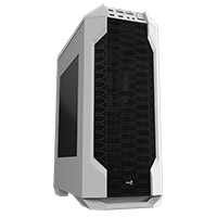 Aerocool LS5200 White Mid Tower Case Designed for Watercooling - Click below for large images