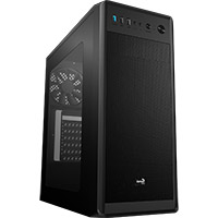 Aerocool SI 5100 Mid Tower Case With 2 x USB 2.0 1 x USB 3.0 With Side Window - Click below for large images