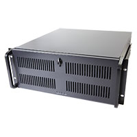 Codegen 4U Rackmount 500mm Deep WIth 400w FSP PSU - Click below for large images