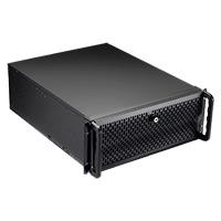 Codegen 4U Rackmount 600mm Deep V2 Butterfly Lock 2 x 80mm & 2 x 120mm fans inc. - Click below for large images