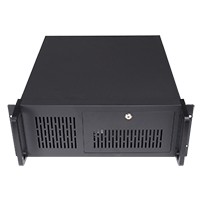 Unbranded 4U 500 Rackmount Case - Click below for large images