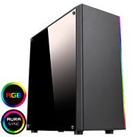 Unbranded CS1002 ARGB Spectum LED Strip 5V Acrylic Window No Fans - Click below for large images