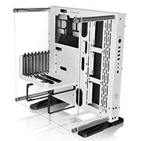 Thermaltake Core P3 Snow Mid Tower ATX Case with Side Acrylic Side - Click below for large images