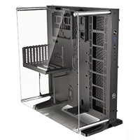 Thermaltake Core P5 Mid Tower ATX Case with Side Acrylic Side with 2 x USB3 - Click below for large images