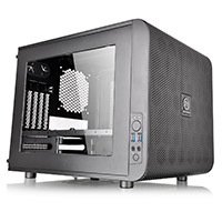 Thermaltake Core V21 Micro ATX Mesh Stackable Case - Click below for large images