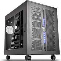 Thermaltake Core W200 Super Tower XL ATX Case - Click below for large images