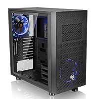 Thermaltake Core X31 Black Mid Tower Case With Tempered Glass Window - Click below for large images
