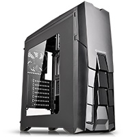 Thermaltake Versa N25 Mid Atx Gaming Case With Window - Click below for large images