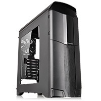 Thermaltake Versa N26 Mid Atx Gaming Case With Window - Click below for large images