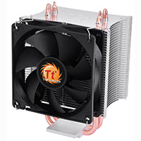 Thermaltake Contac 16 Intel/AMD CPU Cooler 92mm PWM Fan 100W - Click below for large images