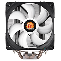 Thermaltake Contac Silent 12 CPU Cooler - Click below for large images