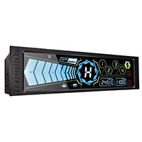 Thermaltake Commander FT Fan Controller Panel 5.5 Inch Screen - Click below for large images