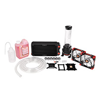 Thermaltake Pacific RL 240 Watercooling Kit/Diy 240mm - Click below for large images